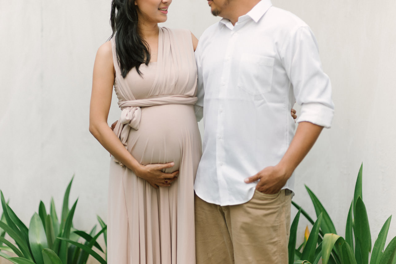Bayu & Dian: Bali Family Maternity Photography 38