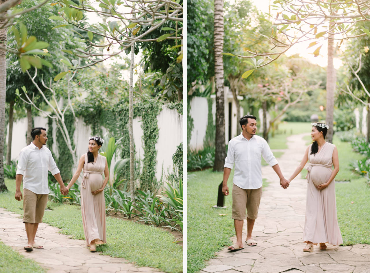Bayu & Dian: Bali Family Maternity Photography 39