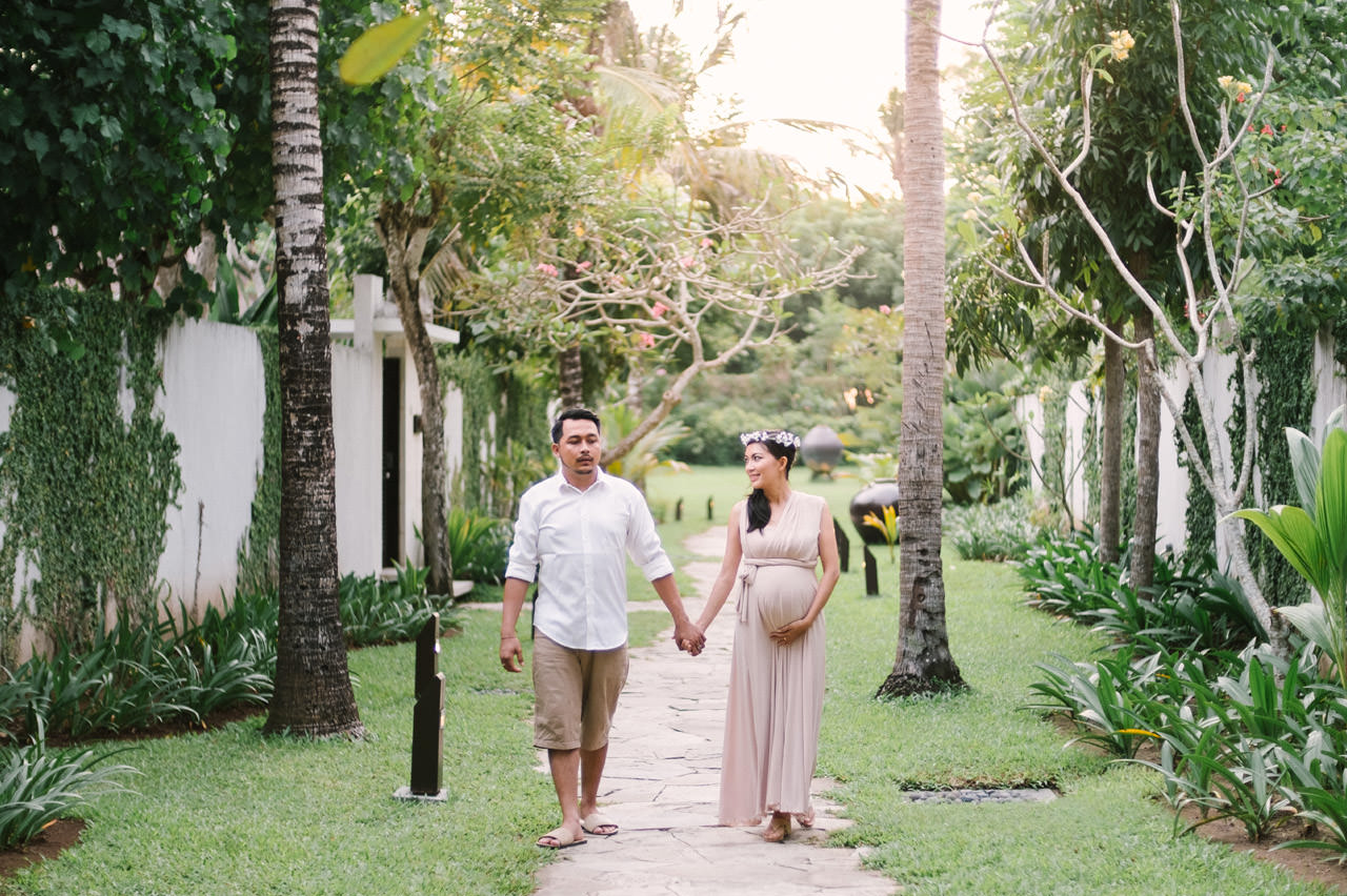 Bayu & Dian: Bali Family Maternity Photography 40