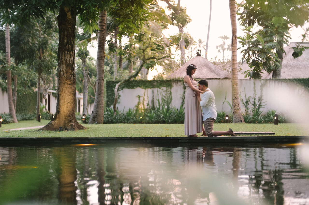 Bayu & Dian: Bali Family Maternity Photography 50