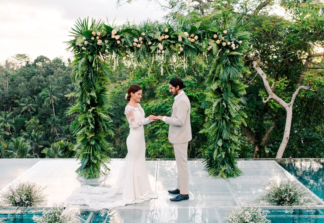 Ubud Wedding at Bisma Eight - Bali Editorial Style Photography 13