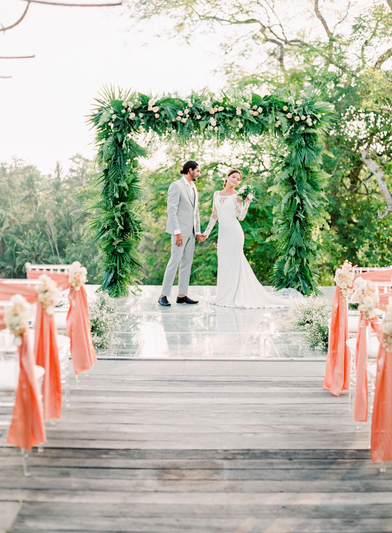 Ubud Wedding at Bisma Eight - Bali Editorial Style Photography 17