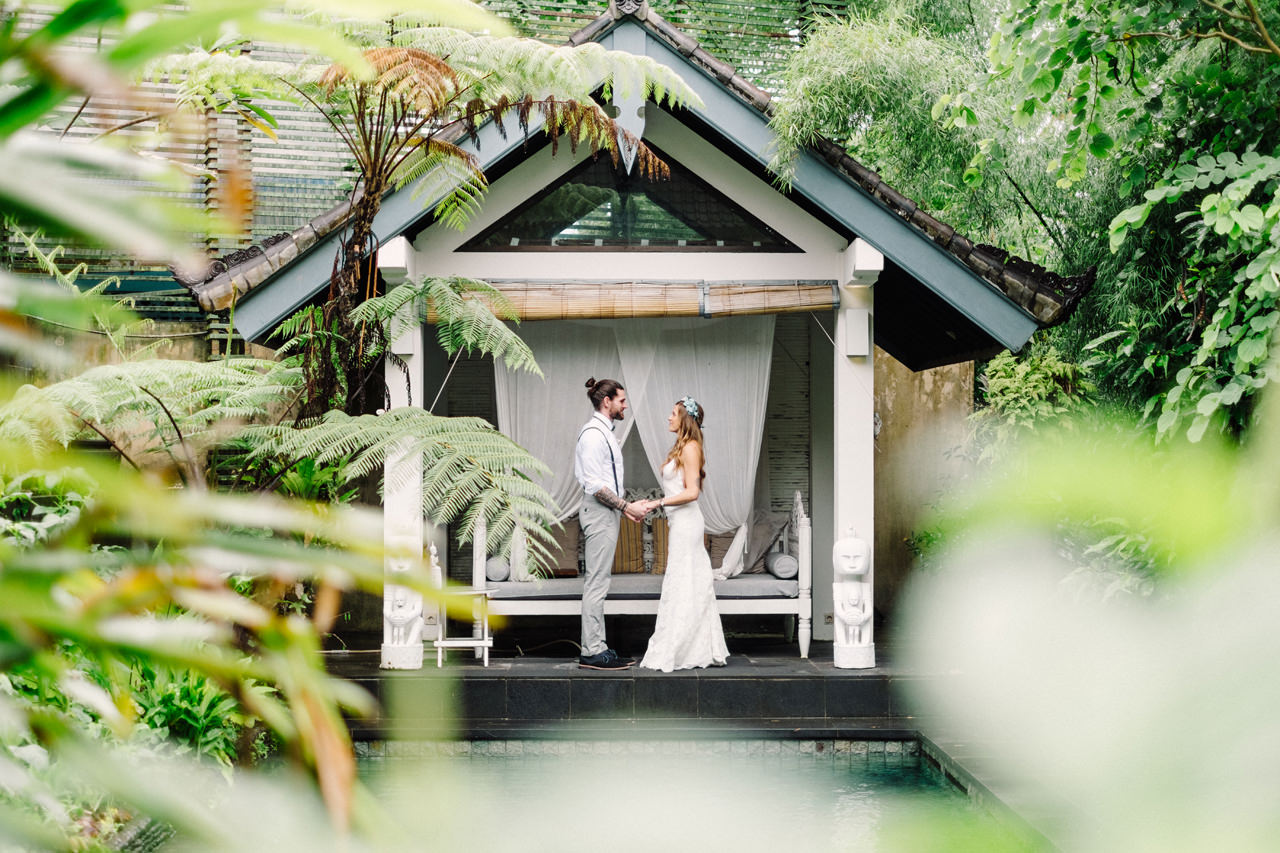 B&F: Fine Art Ubud Elopement Photography 1