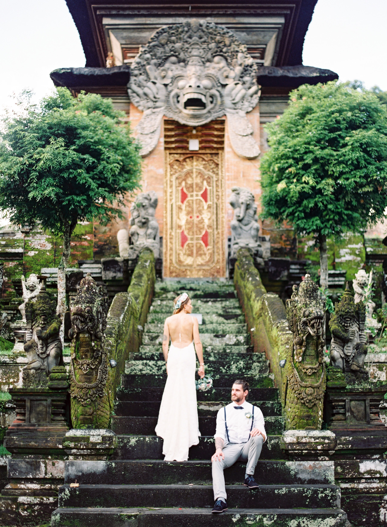 B&F: Fine Art Ubud Elopement Photography 17