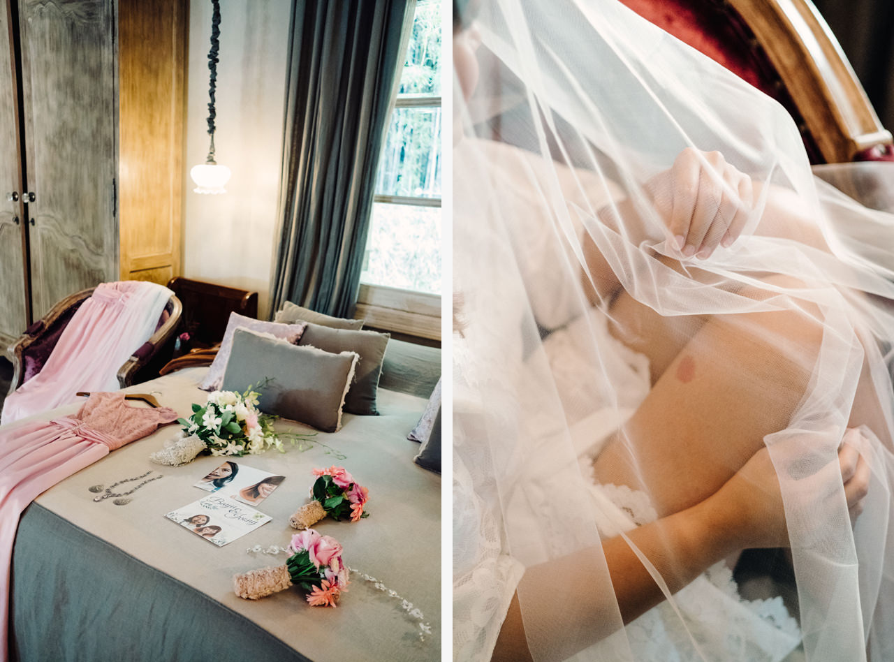 The Wedding of Bayu and Ivony at Gorgeous Bali Wedding Venue 8