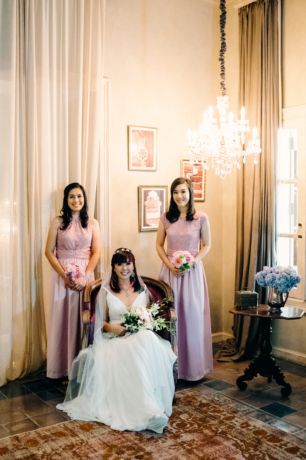 The Wedding of Bayu and Ivony at Gorgeous Bali Wedding Venue 12