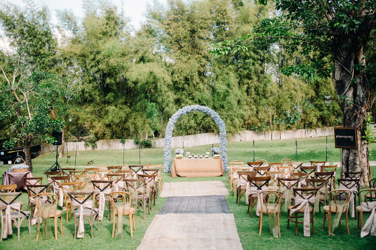 The Wedding of Bayu and Ivony at Gorgeous Bali Wedding Venue 17