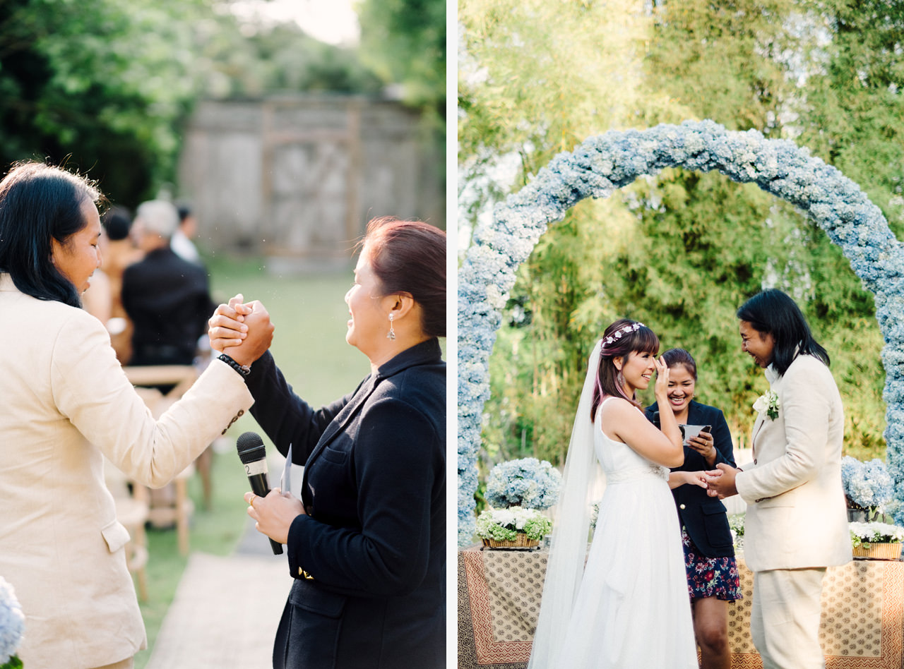 The Wedding of Bayu and Ivony at Gorgeous Bali Wedding Venue 20