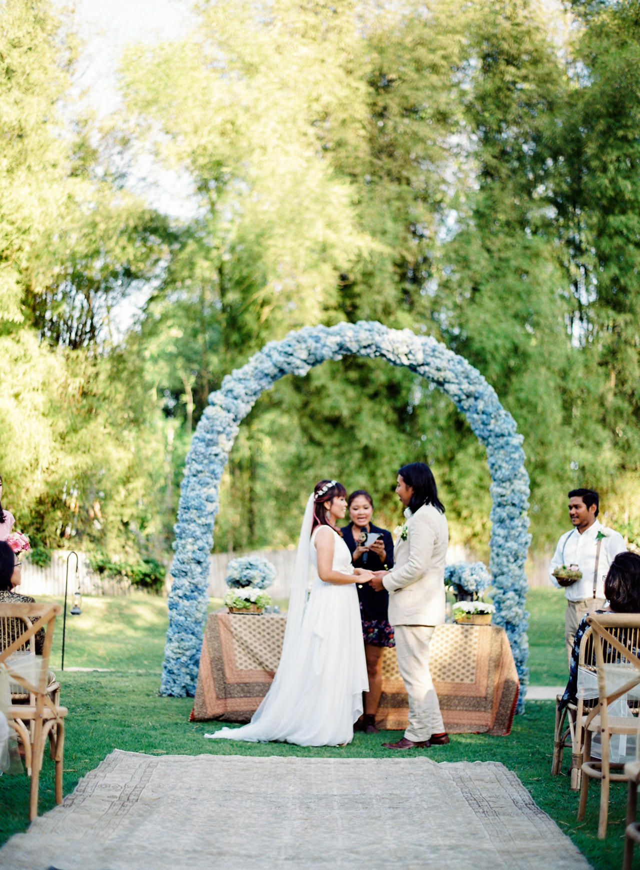 The Wedding of Bayu and Ivony at Gorgeous Bali Wedding Venue 21
