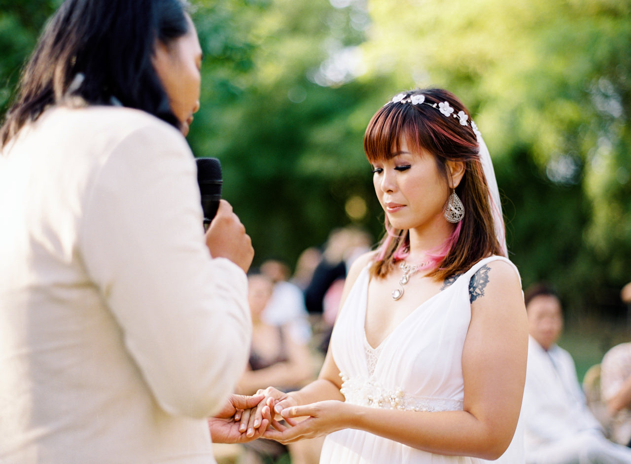 The Wedding of Bayu and Ivony at Gorgeous Bali Wedding Venue 23