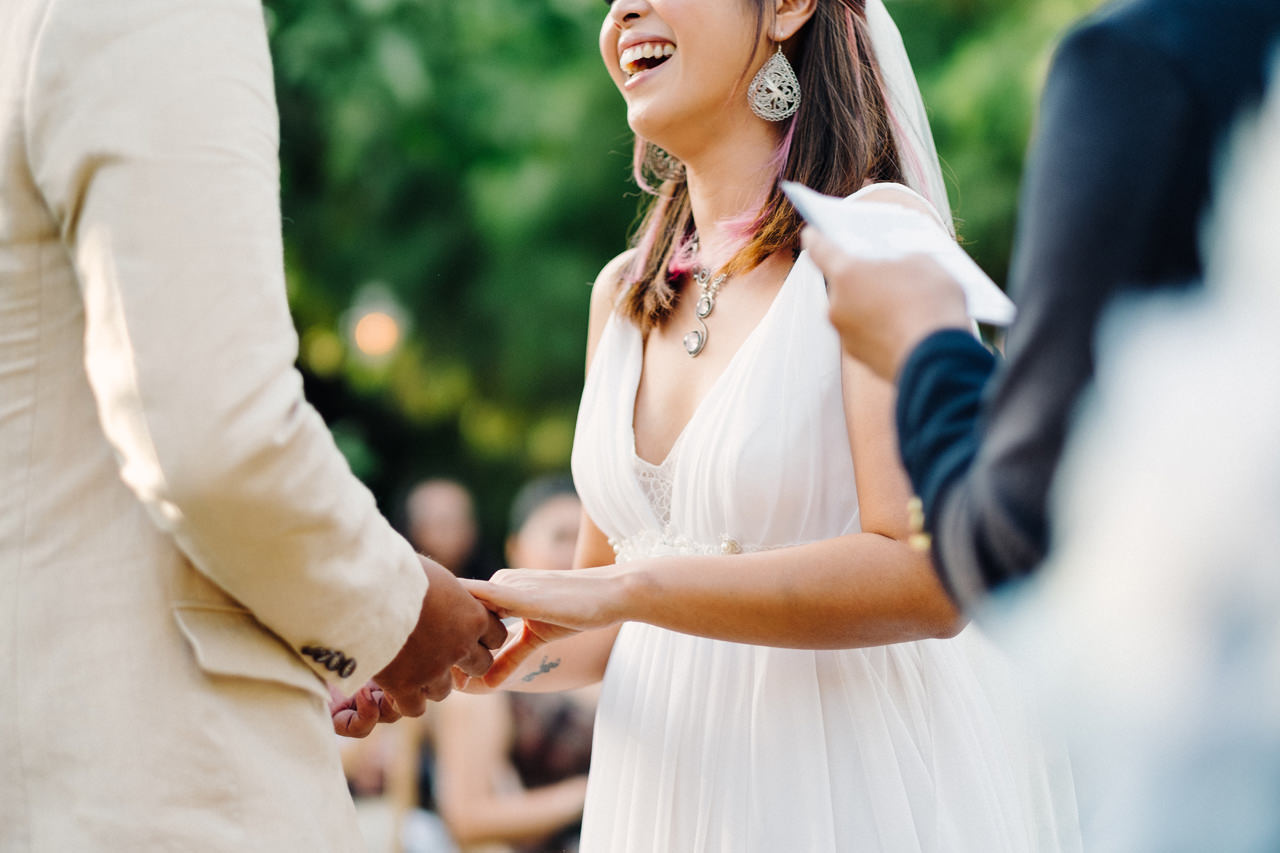 The Wedding of Bayu and Ivony at Gorgeous Bali Wedding Venue 24