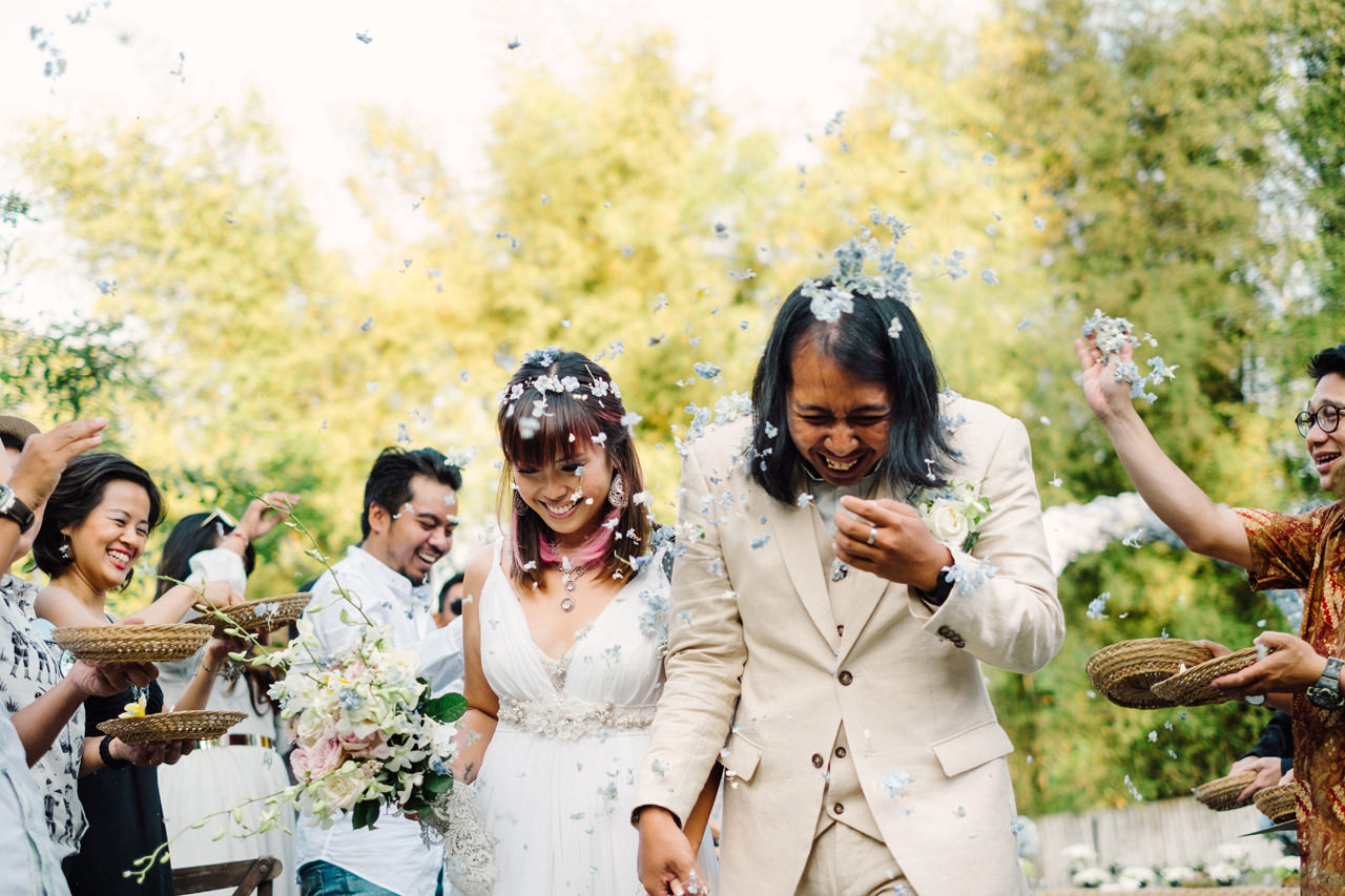The Wedding of Bayu and Ivony at Gorgeous Bali Wedding Venue 27