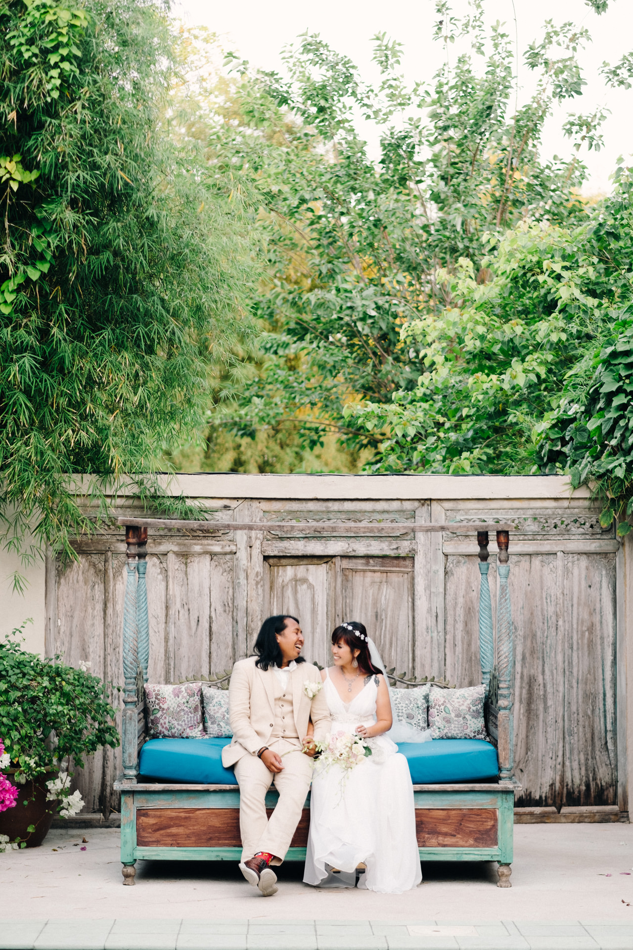 The Wedding of Bayu and Ivony at Gorgeous Bali Wedding Venue 32