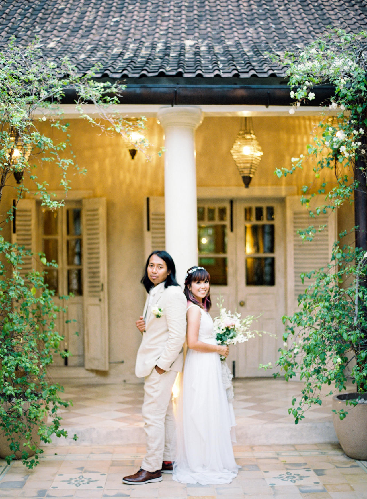 The Wedding of Bayu and Ivony at Gorgeous Bali Wedding Venue 33
