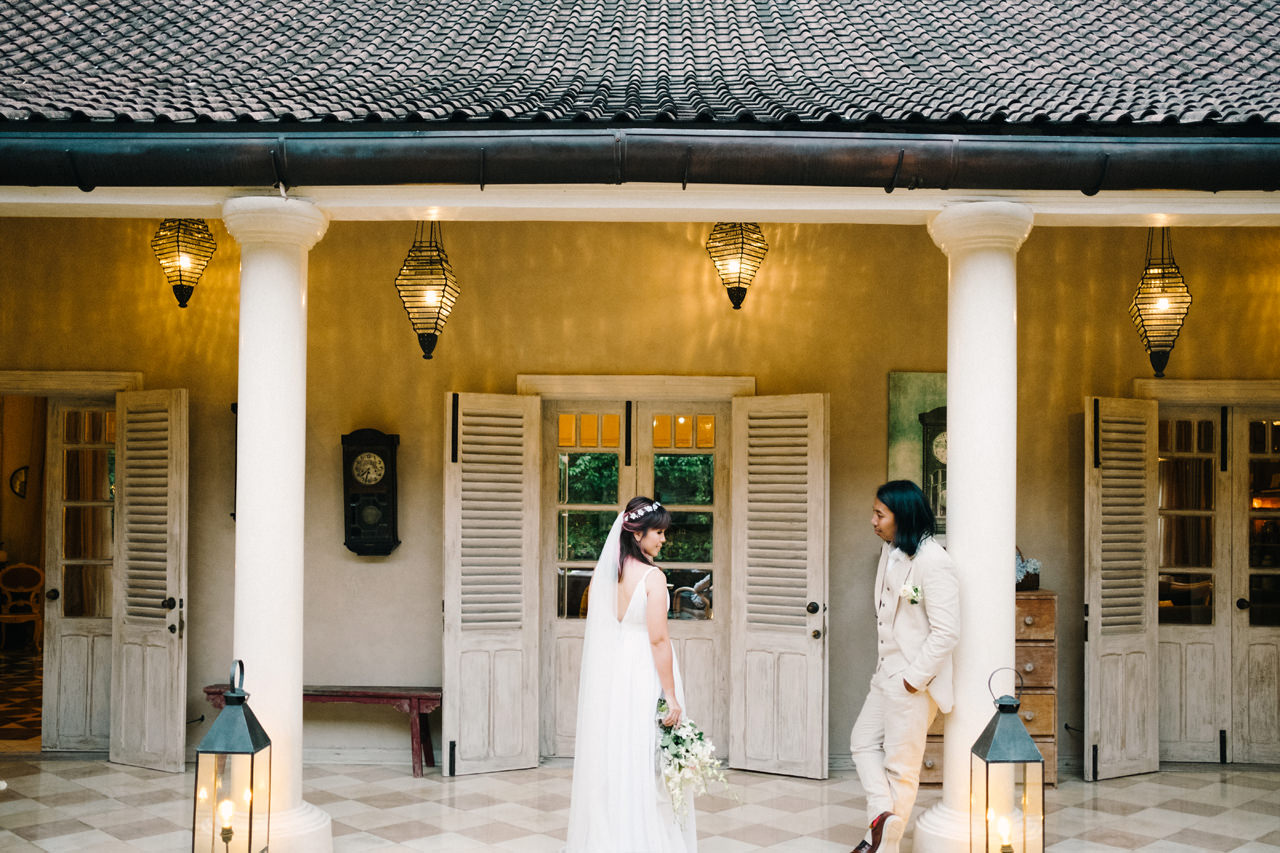 The Wedding of Bayu and Ivony at Gorgeous Bali Wedding Venue 34