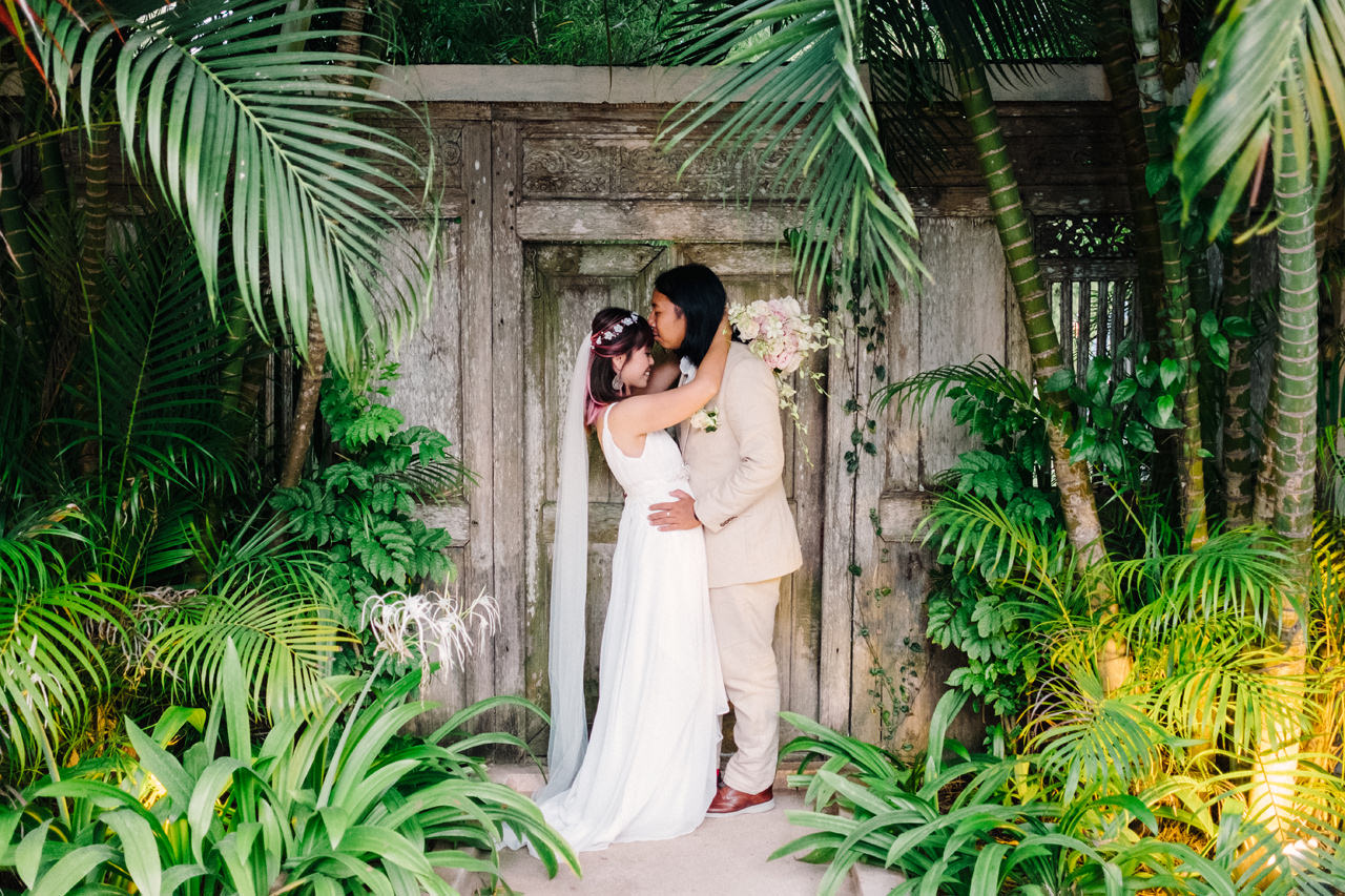 The Wedding of Bayu and Ivony at Gorgeous Bali Wedding Venue 35