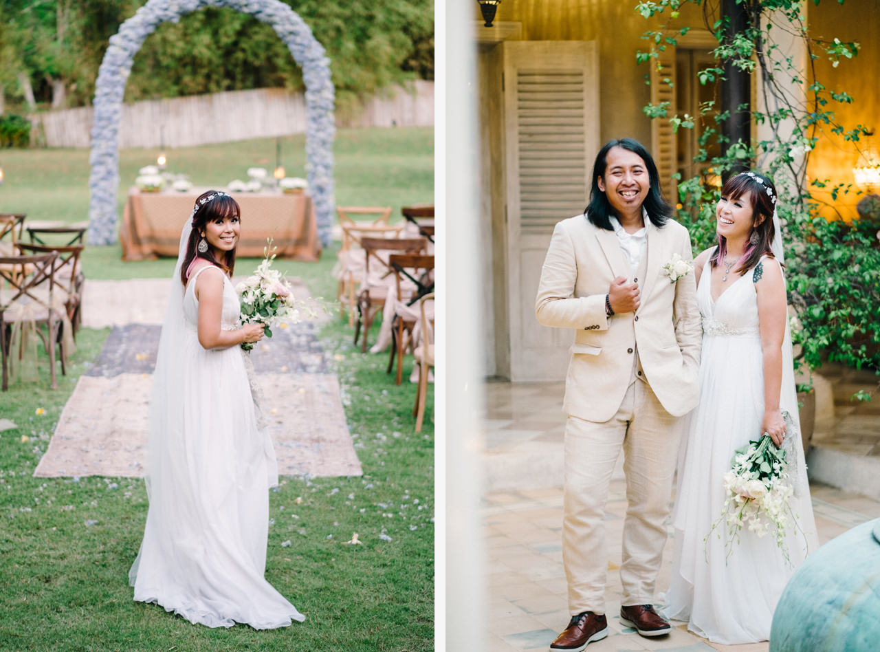 The Wedding of Bayu and Ivony at Gorgeous Bali Wedding Venue 36