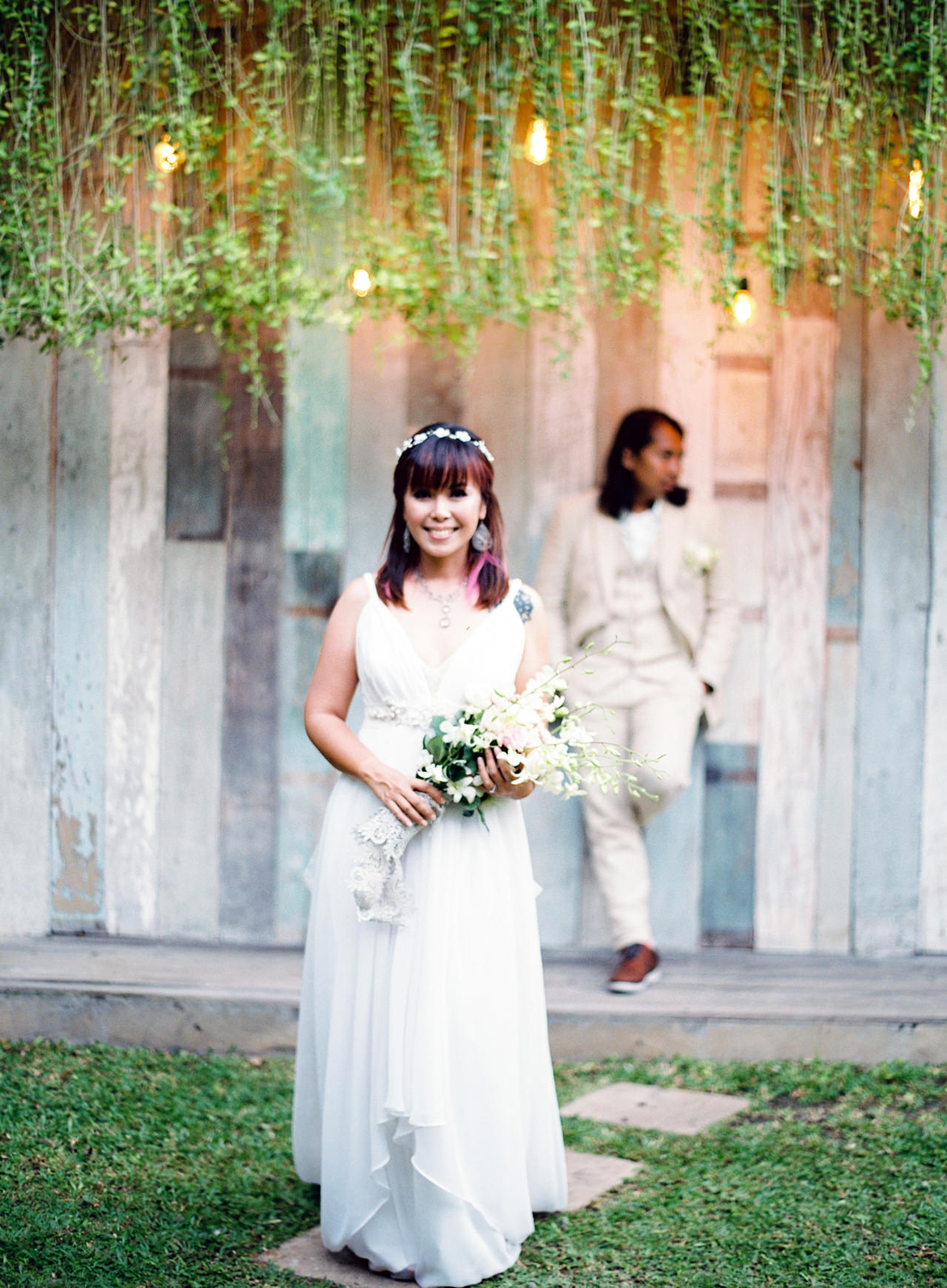 The Wedding of Bayu and Ivony at Gorgeous Bali Wedding Venue 37