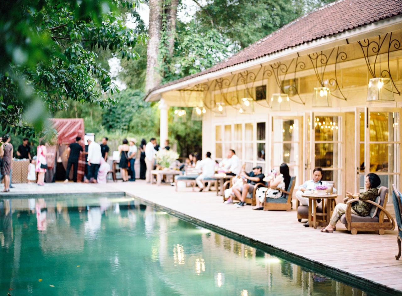 The Wedding of Bayu and Ivony at Gorgeous Bali Wedding Venue 40