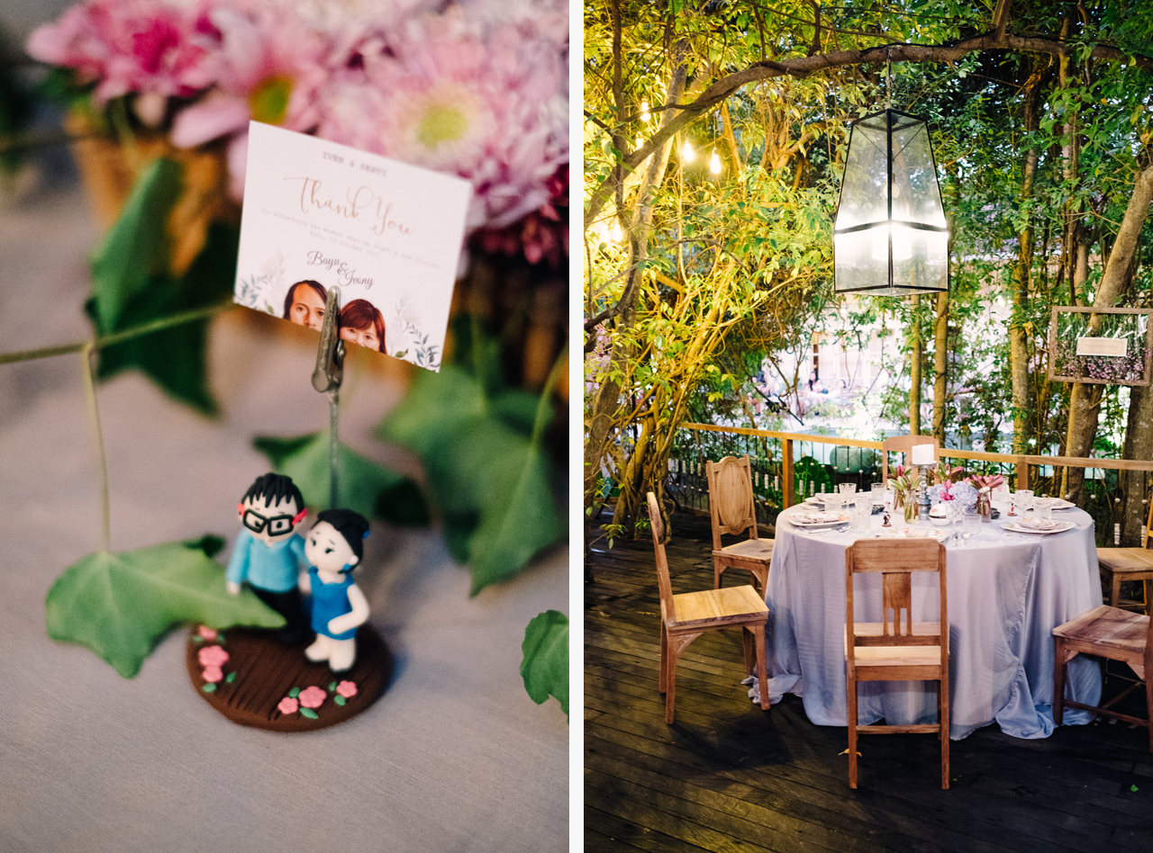 The Wedding of Bayu and Ivony at Gorgeous Bali Wedding Venue 43