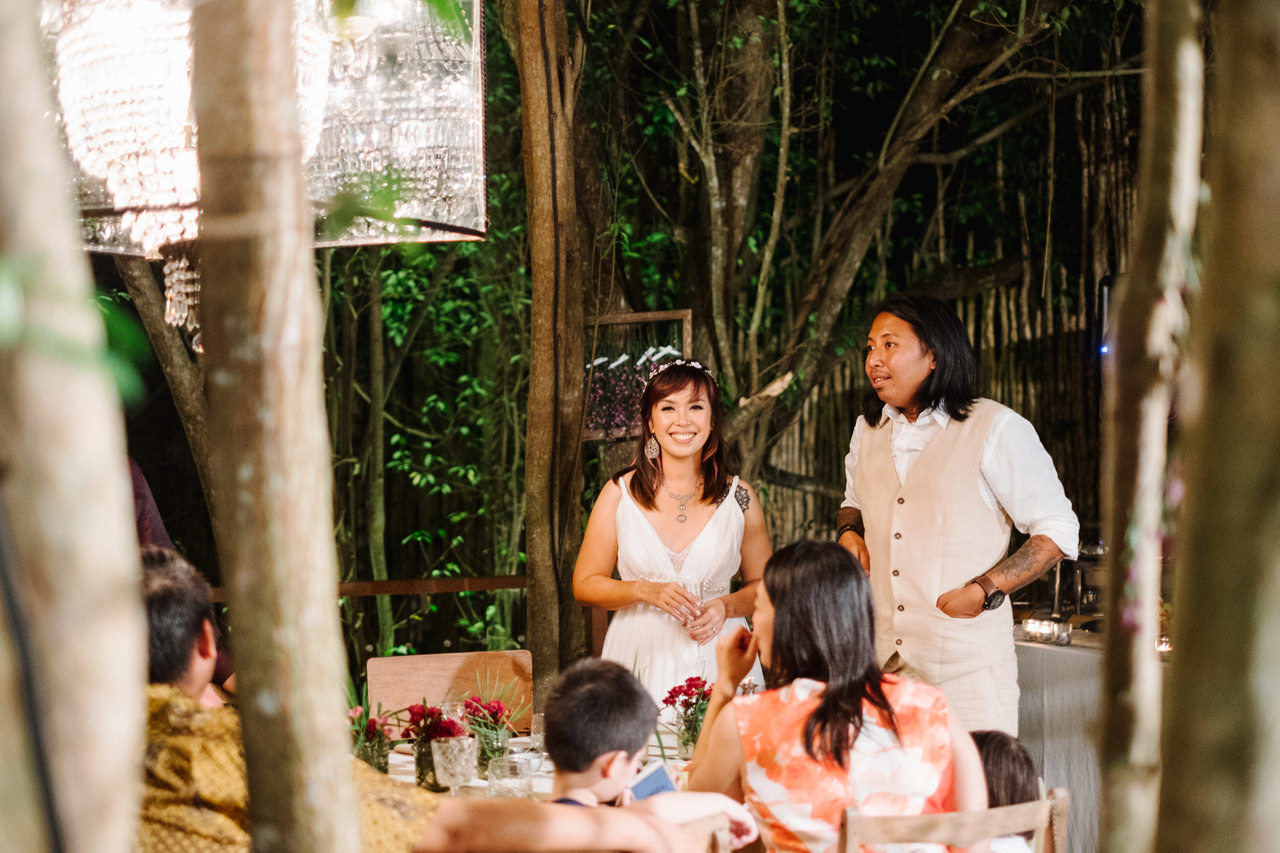 The Wedding of Bayu and Ivony at Gorgeous Bali Wedding Venue 46