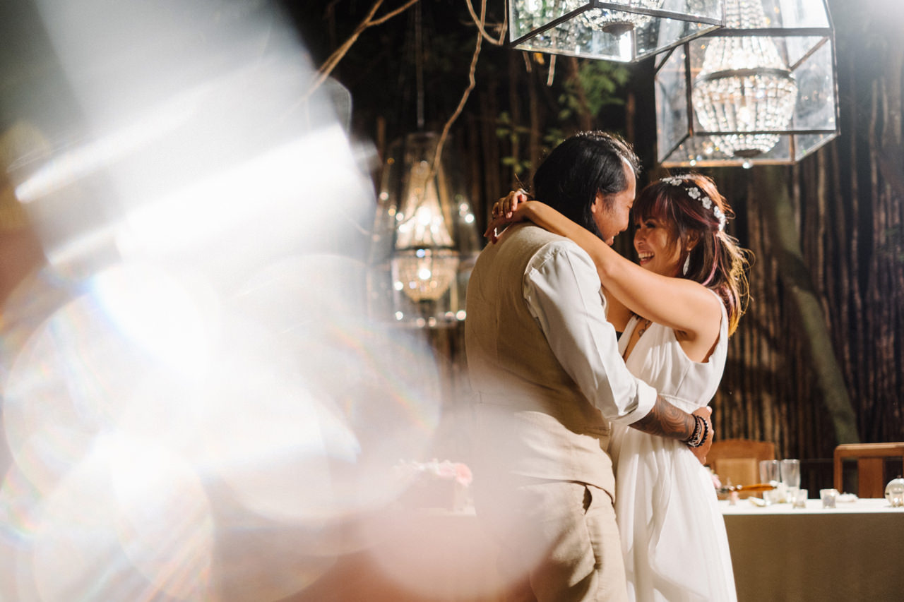 The Wedding of Bayu and Ivony at Gorgeous Bali Wedding Venue 49