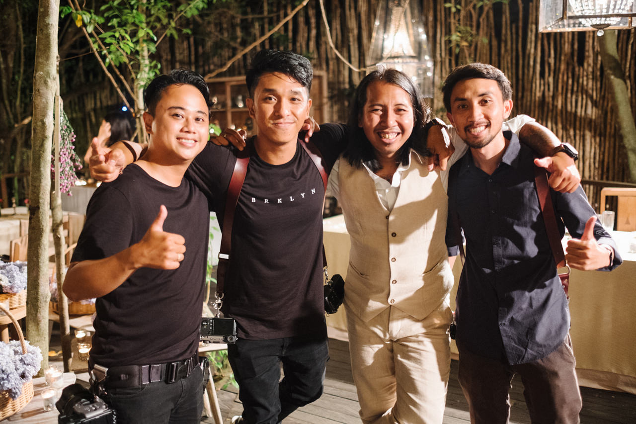 The Wedding of Bayu and Ivony at Gorgeous Bali Wedding Venue 50
