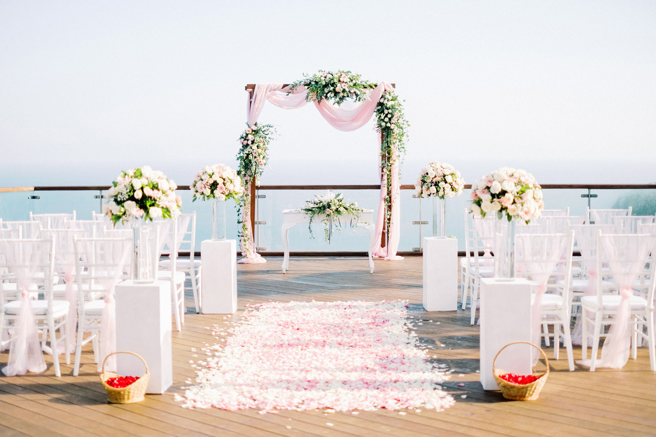 The Edge Bali Wedding Venue