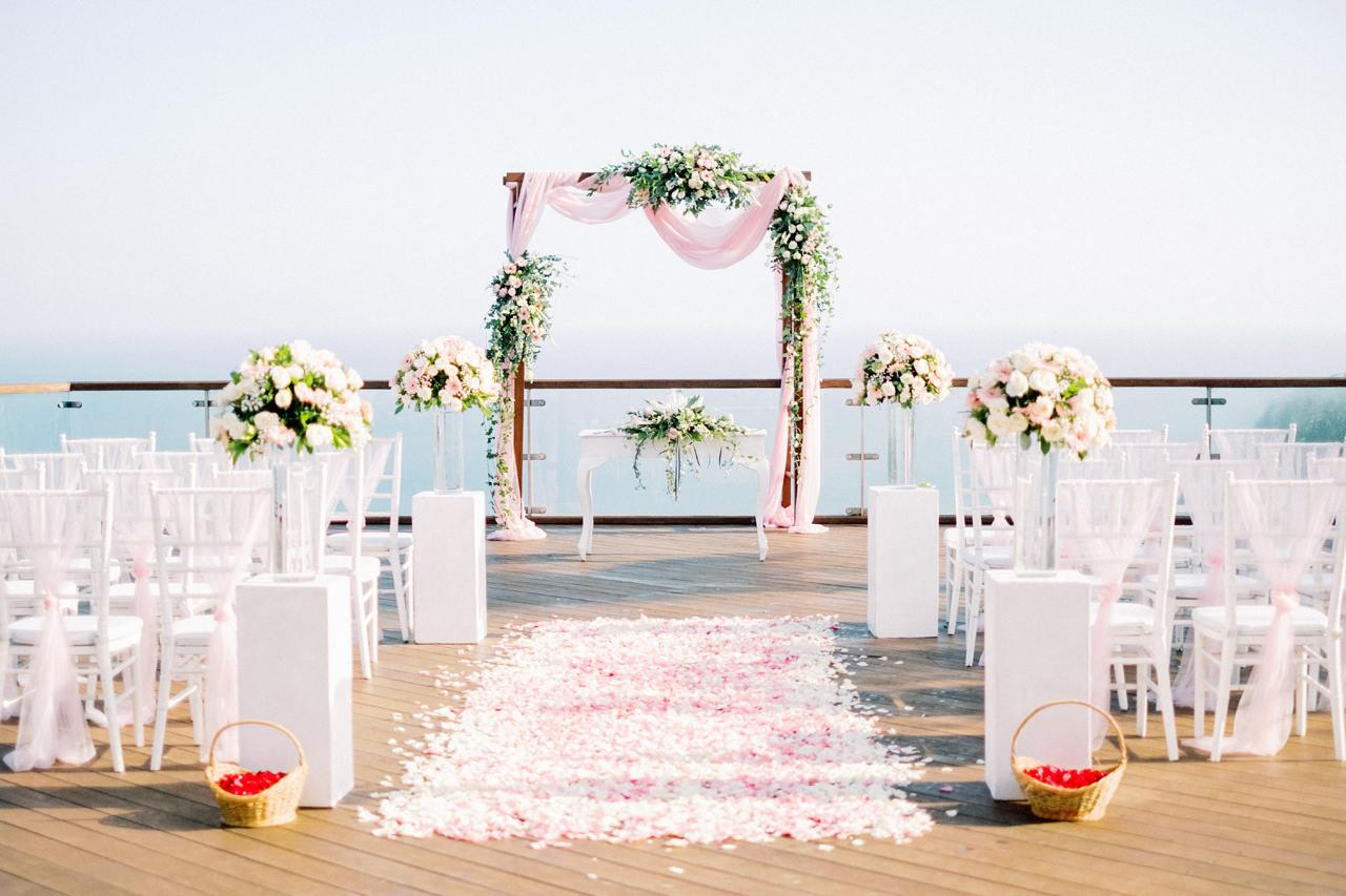The Edge Bali Wedding Venue