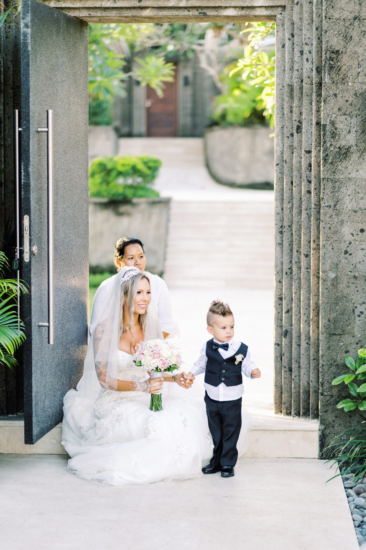 B&J: The Edge Uluwatu Bali Wedding 13