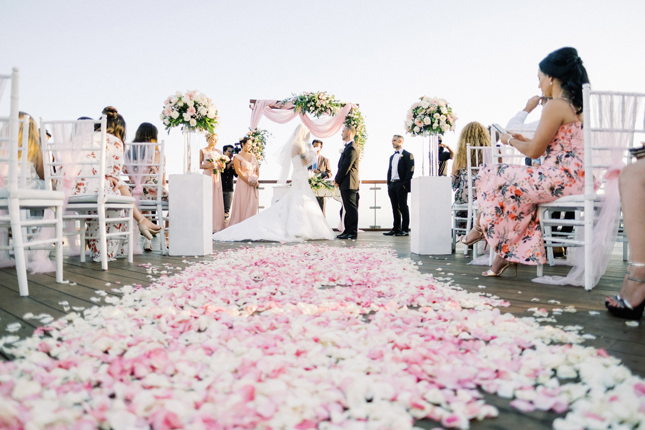 B&J: The Edge Uluwatu Bali Wedding 19
