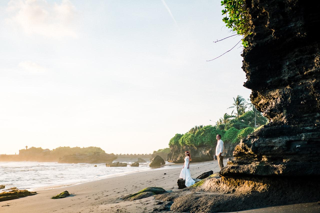 B&K: Prewedding Photography in Canggu Bali 13