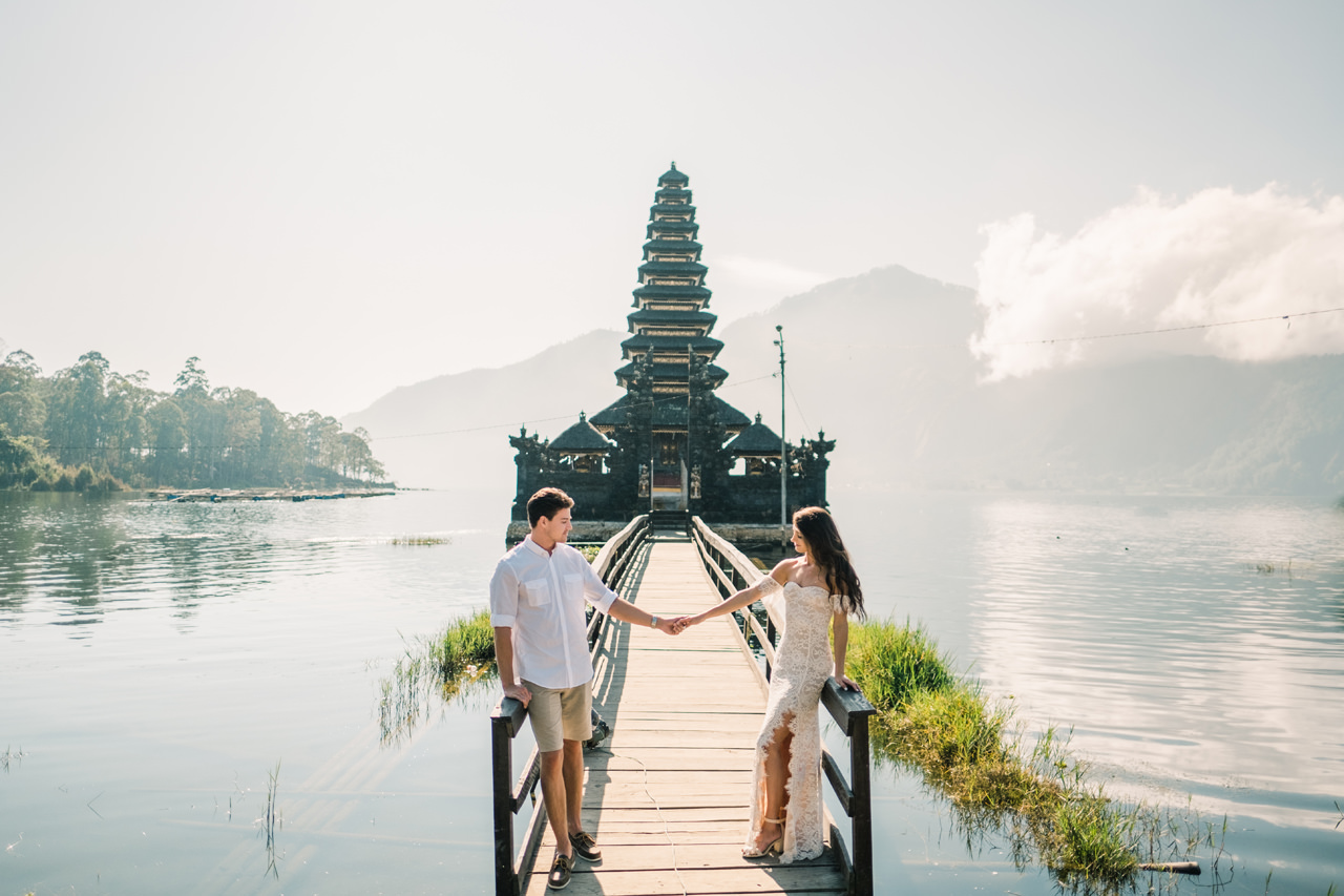 B&M: Intimate Honeymoon Photoshoot in Bali 23