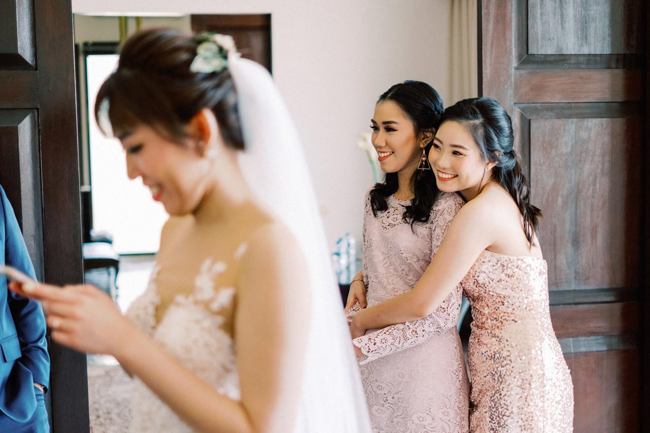 B&M: Villa Anugrah Bali Wedding 10