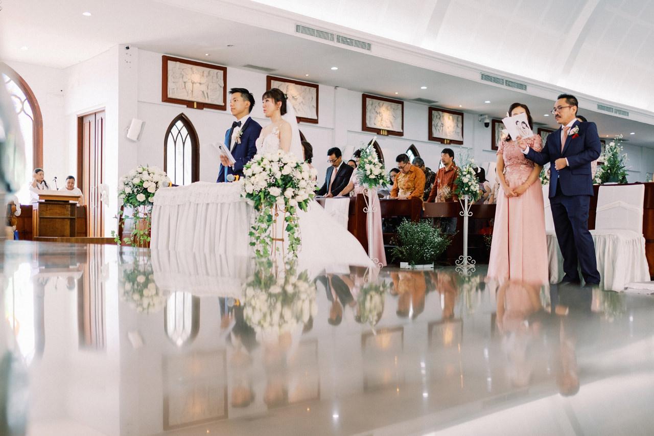 B&M: Villa Anugrah Bali Wedding 18