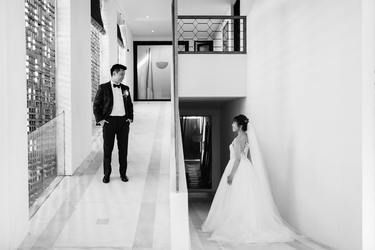 B&M: Villa Anugrah Bali Wedding 26