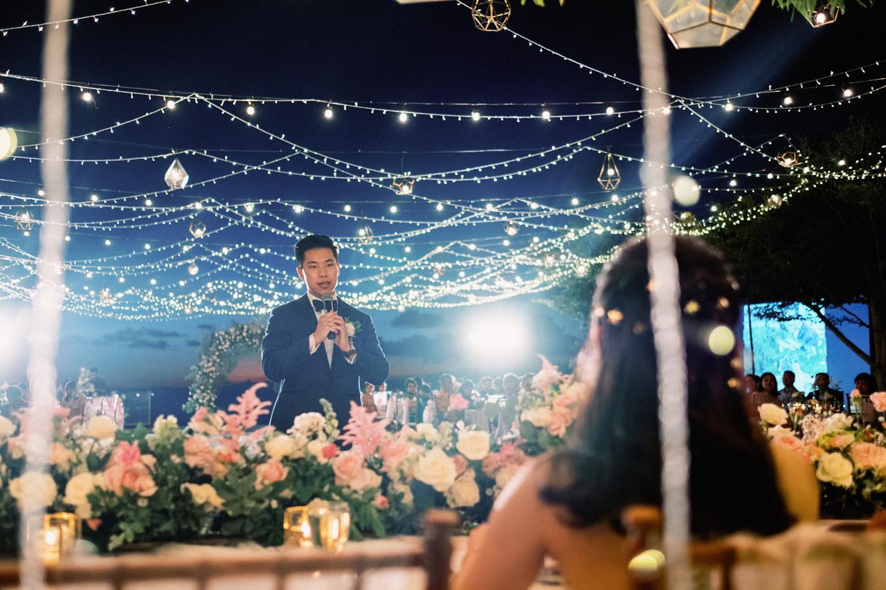 B&M: Villa Anugrah Bali Wedding 36