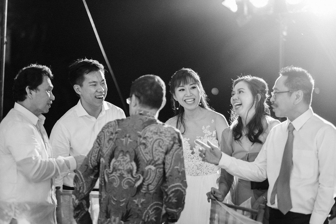 B&M: Villa Anugrah Bali Wedding 38