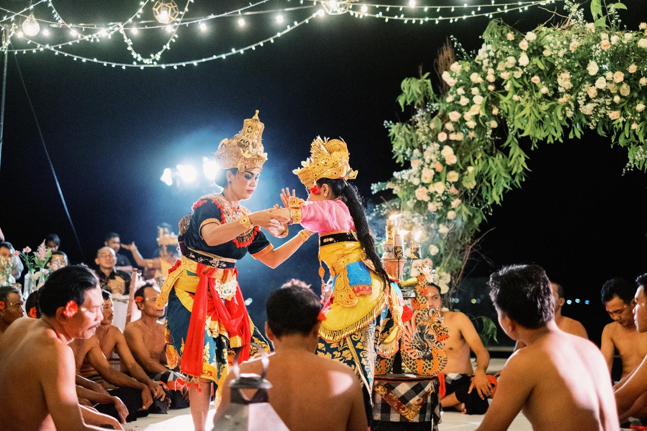 B&M: Villa Anugrah Bali Wedding 39