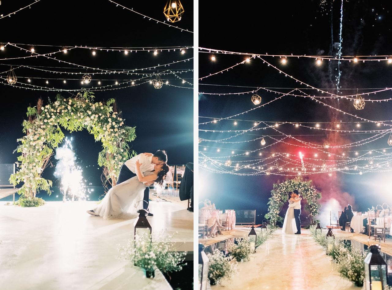B&M: Villa Anugrah Bali Wedding 43