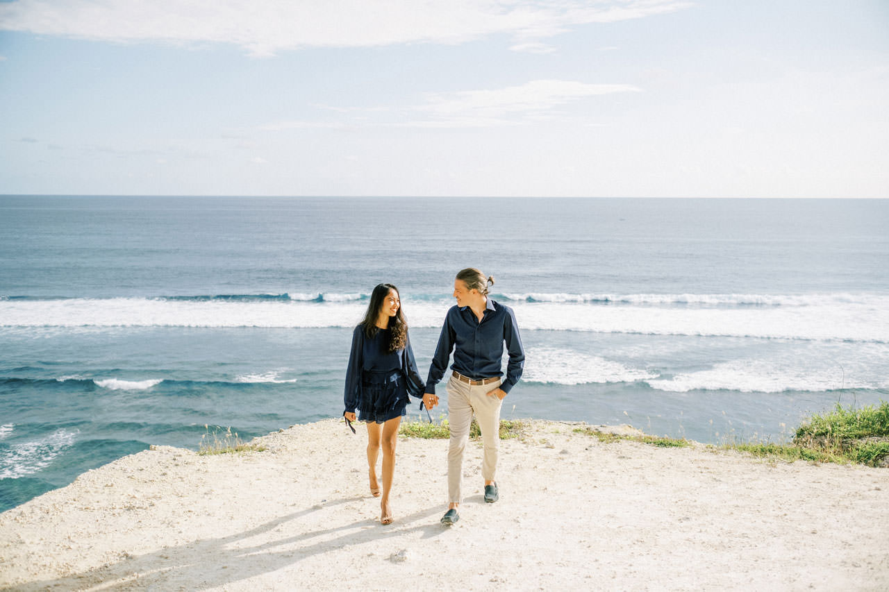 Bali's Beach Marriage Proposal with a Proposal Video! 2