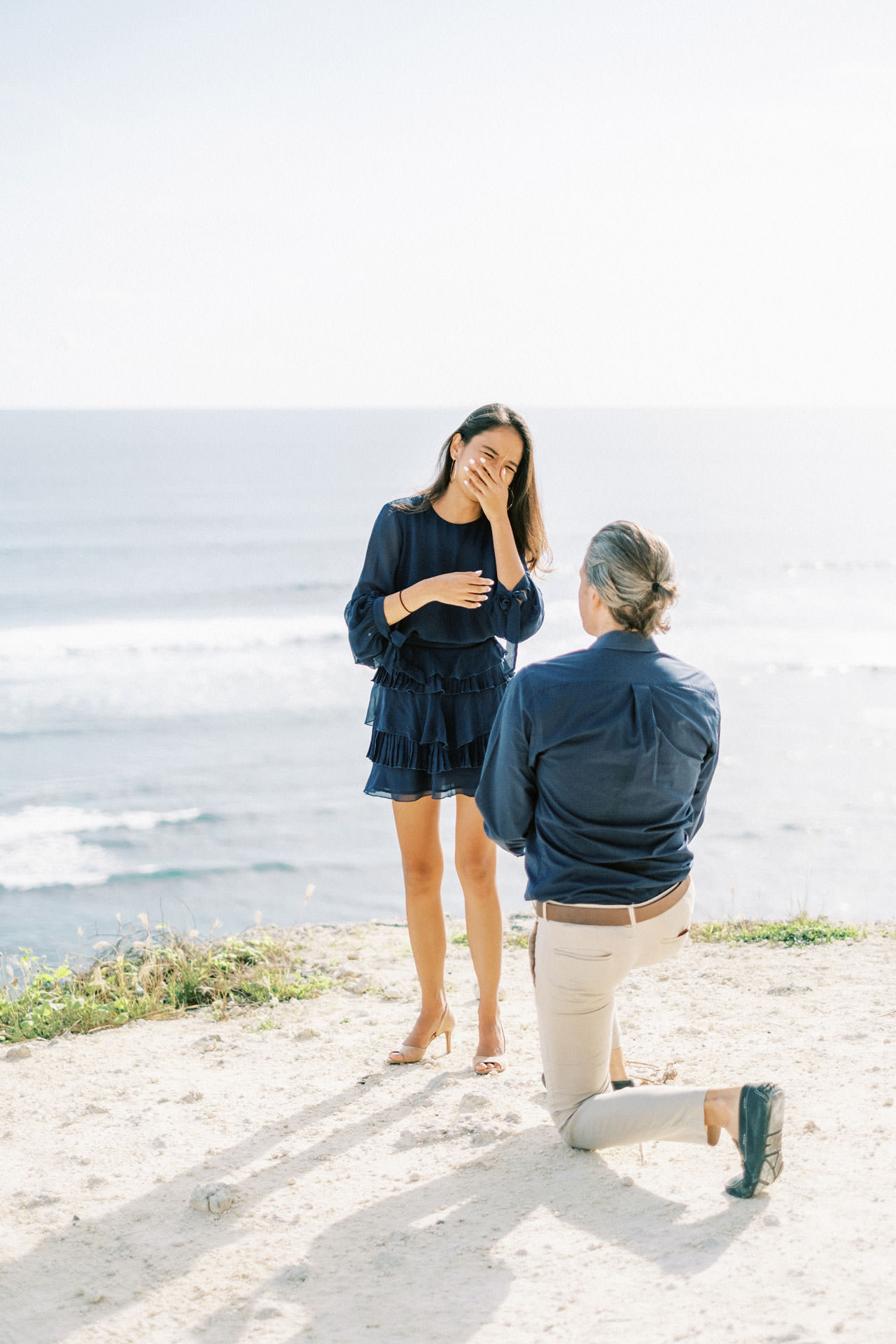 Bali's Beach Marriage Proposal with a Proposal Video! 5