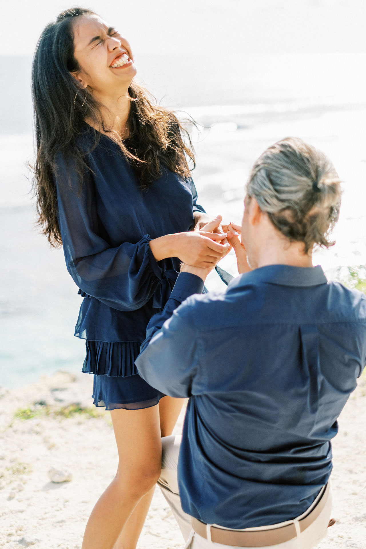"""Bali's Beach Marriage Proposal with a Proposal Video! 7"""" width="""