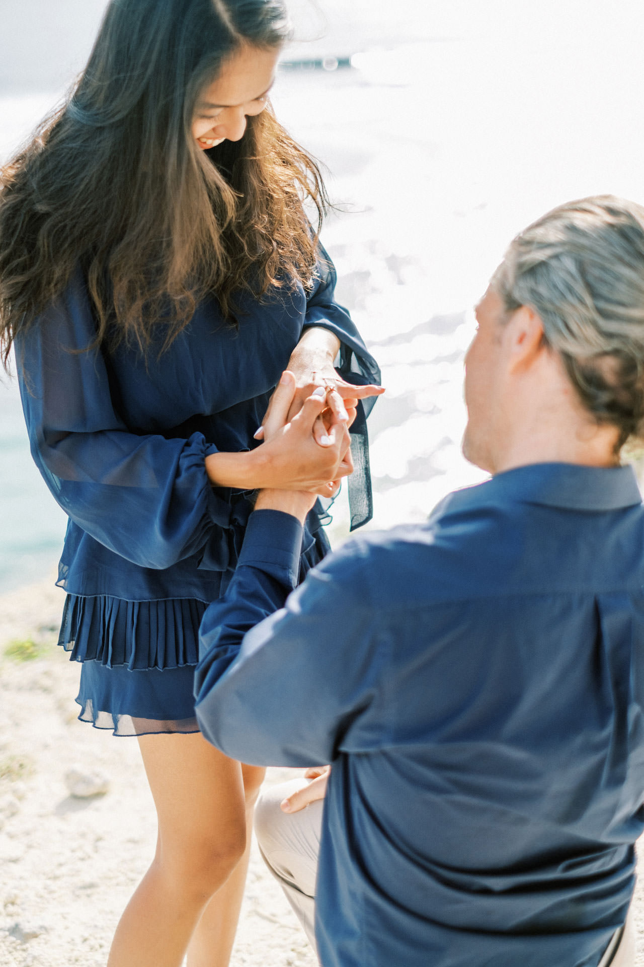 Bali's Beach Marriage Proposal with a Proposal Video! 8