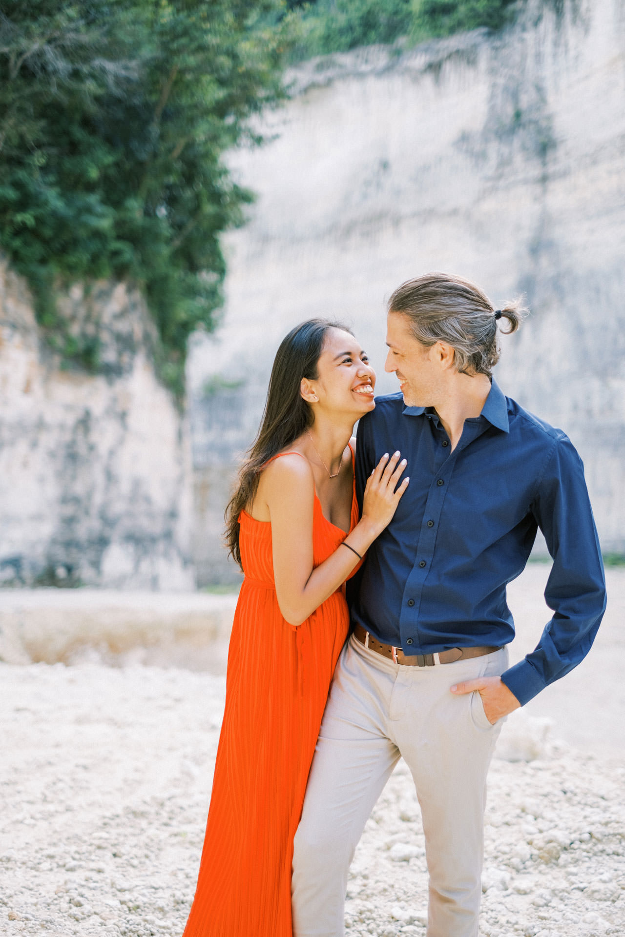Bali's Beach Marriage Proposal with a Proposal Video! 15