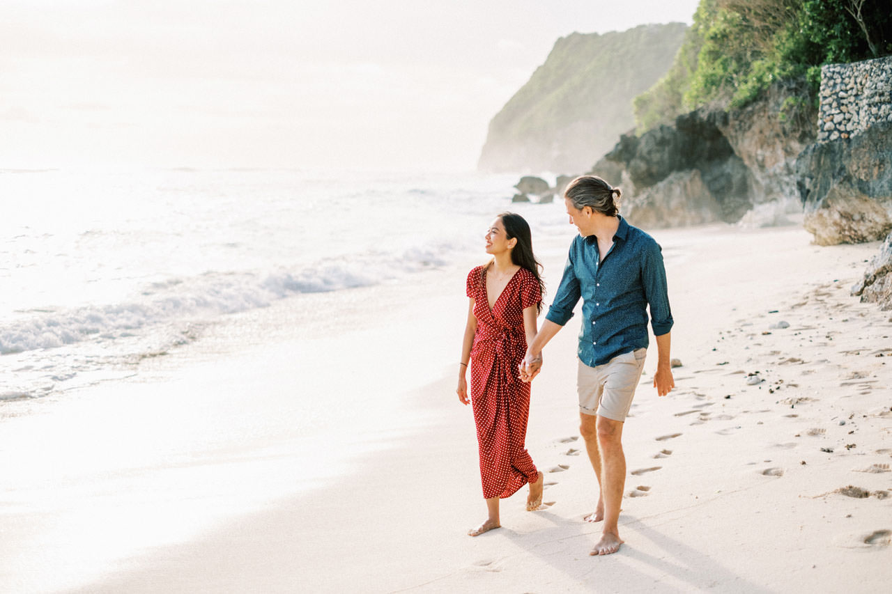 Bali's Beach Marriage Proposal with a Proposal Video! 16