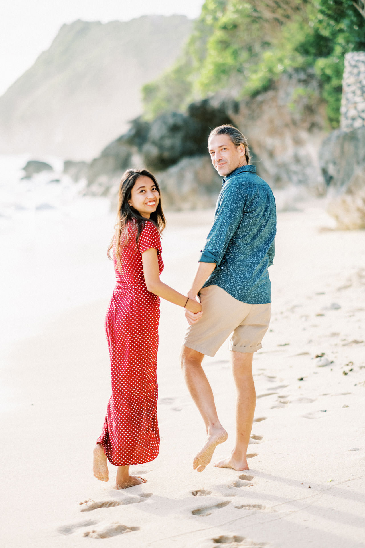Bali's Beach Marriage Proposal with a Proposal Video! 17