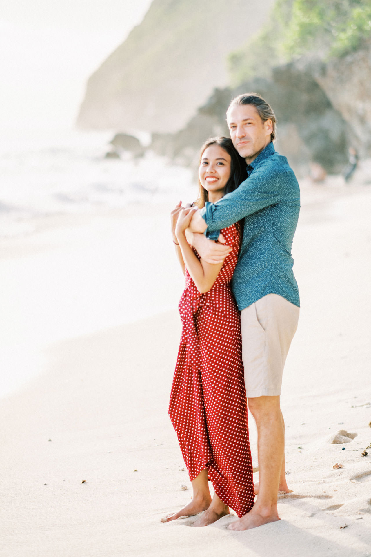 Bali's Beach Marriage Proposal with a Proposal Video! 18
