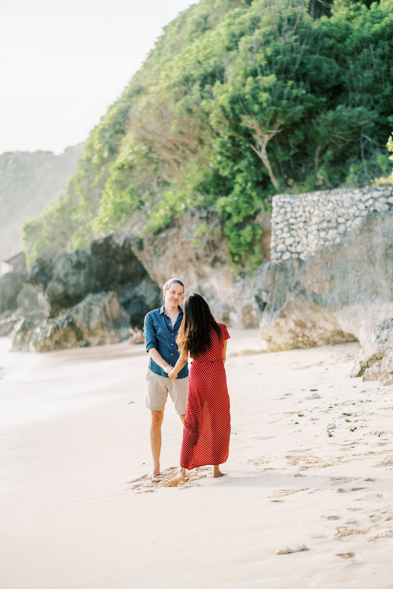 Bali's Beach Marriage Proposal with a Proposal Video! 21