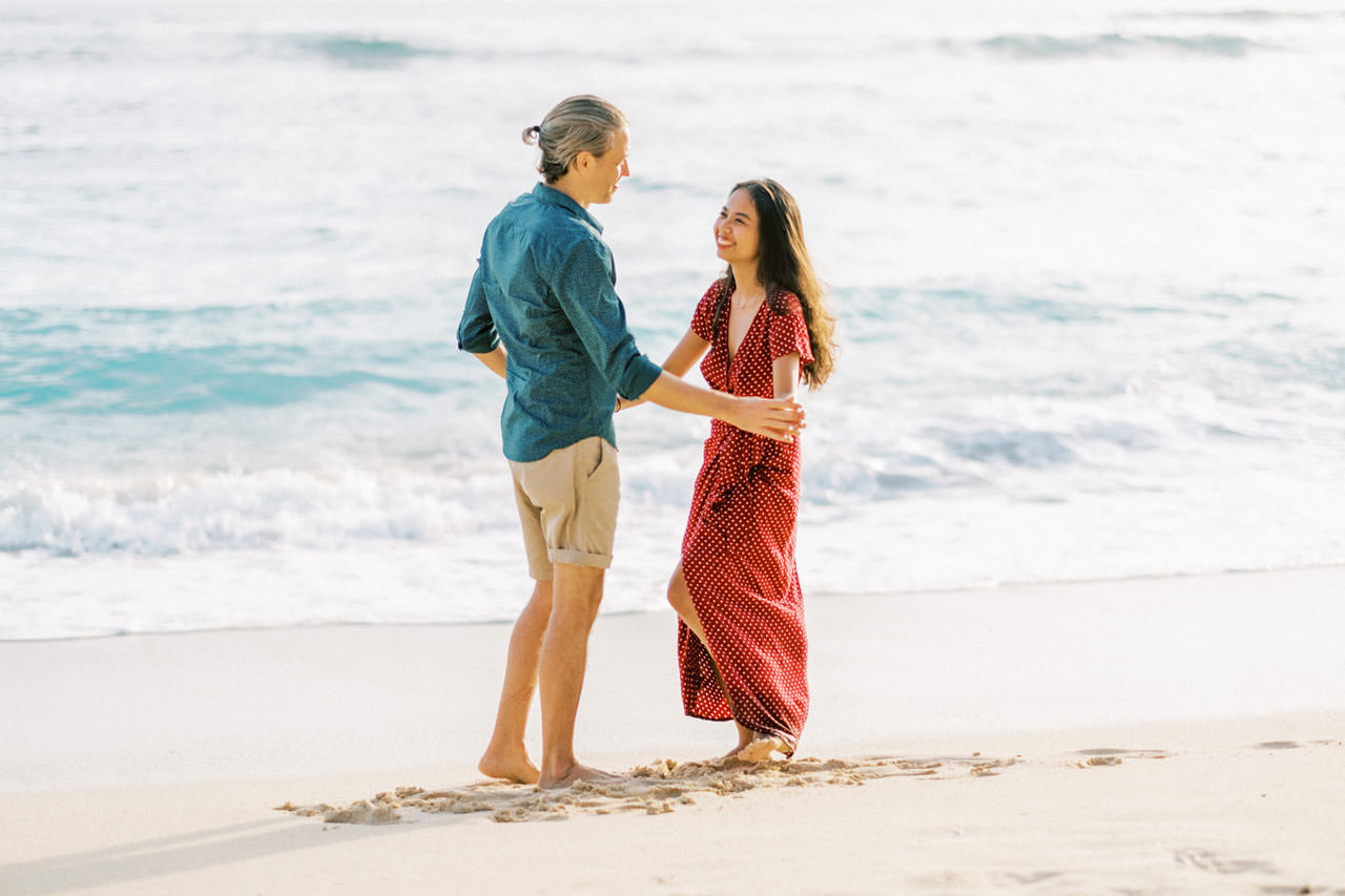 Bali's Beach Marriage Proposal with a Proposal Video! 24